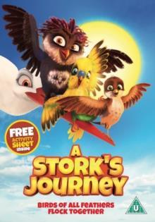 Animation - A Stork's Journey