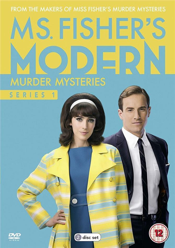 Ms Fisher's Modern Murder Mysteries - Series 1 (2 DVDs)