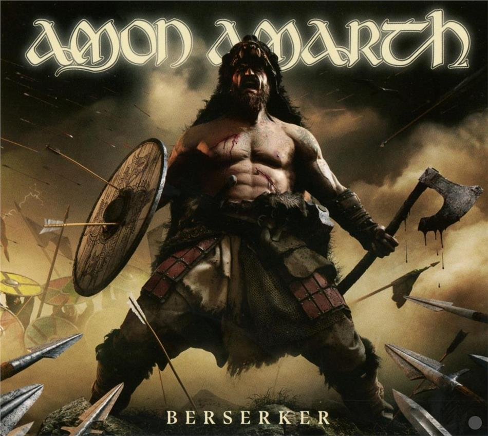 Amon Amarth - Berserker - Digipak
