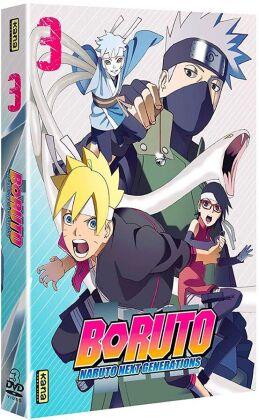 Boruto - Naruto Next Generations - Vol. 3 (3 DVDs)