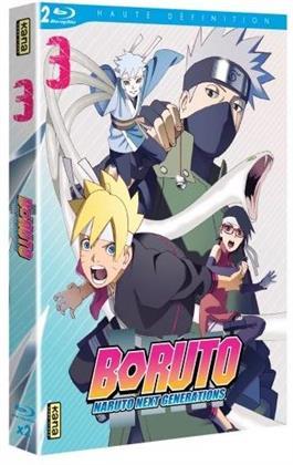 Boruto - Naruto Next Generations - Vol. 3 (2 Blu-rays)
