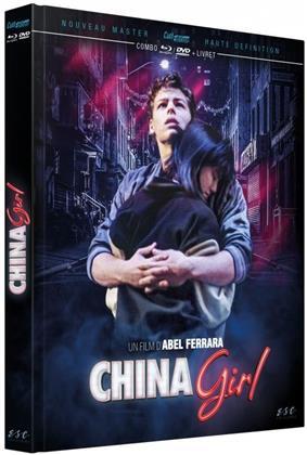 China Girl (1987) (Mediabook, Blu-ray + DVD)