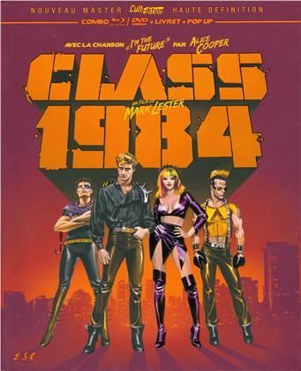 Class 1984 (1982) (Mediabook, Blu-ray + DVD)