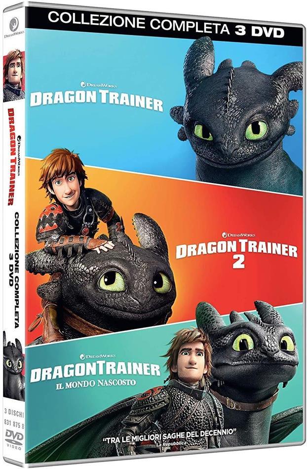 Dragon Trainer 1-3 (3 DVDs)