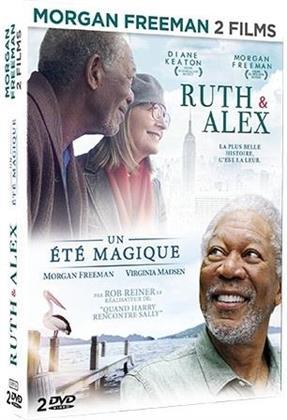 Morgan Freeman 2 Films - Ruth & Alex / Un été magique (2 DVDs)