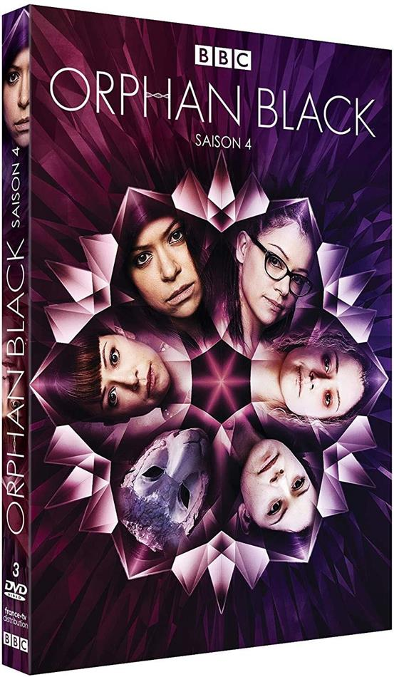 Orphan Black - Saison 4 (BBC, 3 DVDs)