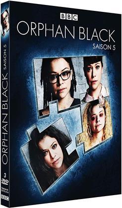 Orphan Black - Saison 5 (BBC, 3 DVDs)
