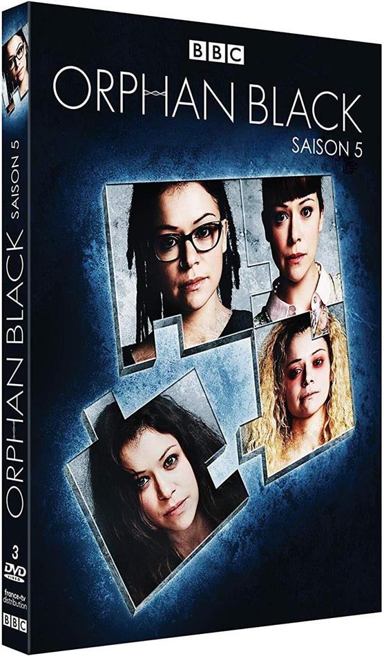 Orphan Black - Saison 5 (BBC, 3 DVD)