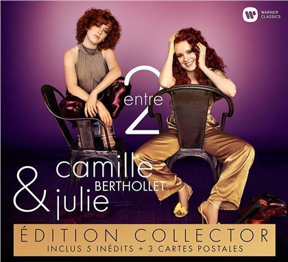 Camille Berthollet & Julie Berthollet - Entre 2 (2019 Reissue, Deluxe Edition)