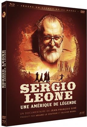 Sergio Léone - Une amérique de légende (2018) (Blu-ray + DVD)