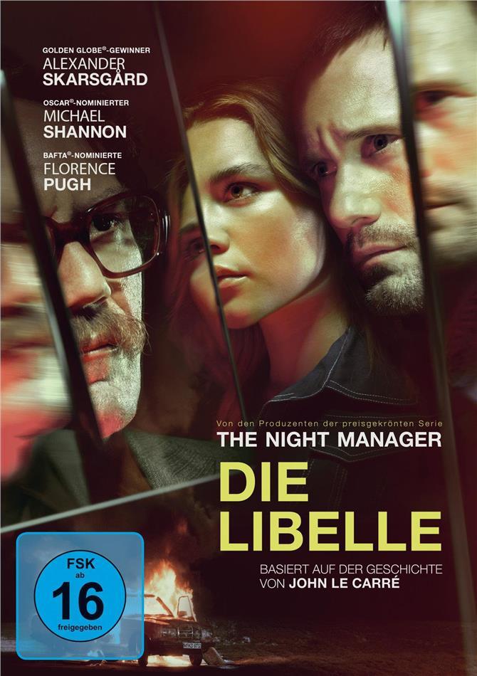 Die Libelle (2 DVDs)