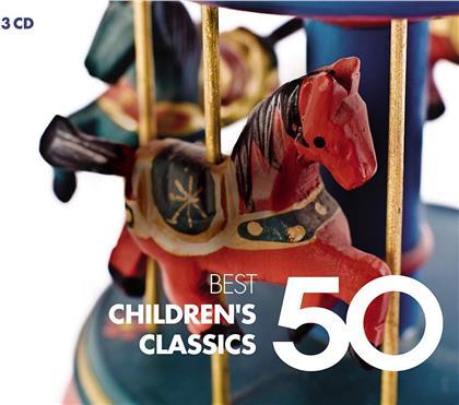 50 Best Children's Classic (3 CDs)