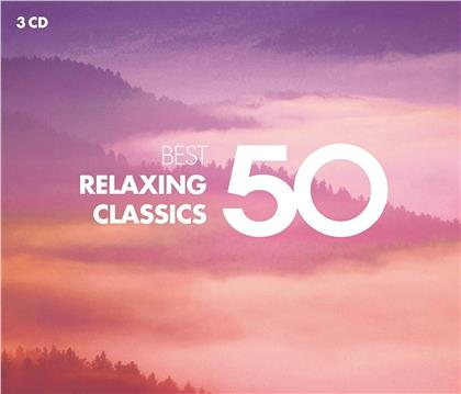 50 Best Relaxing Classics (2019 Reissue, 3 CDs)