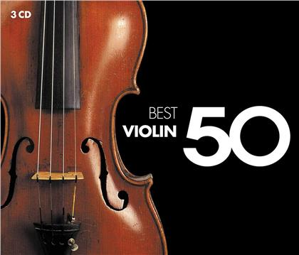 50 Best Violin (2019 Reissue, 3 CDs)