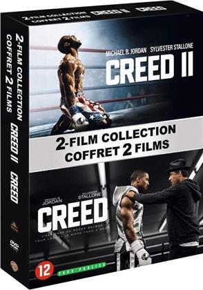 Creed (2015) / Creed 2 (2018) (2 DVD)