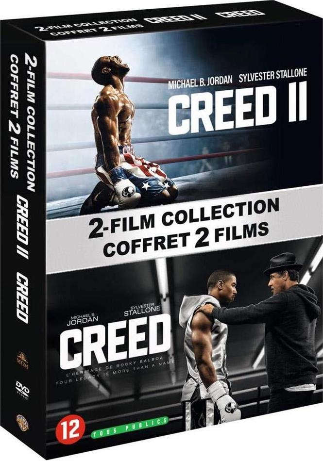 Creed (2015) / Creed 2 (2018) (2 DVDs)