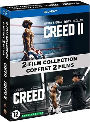 Creed (2015) / Creed 2 (2018) (2 Blu-rays)