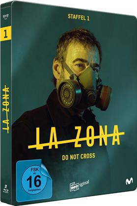 La Zona - Staffel 1 (Steelbook, 2 Blu-rays)