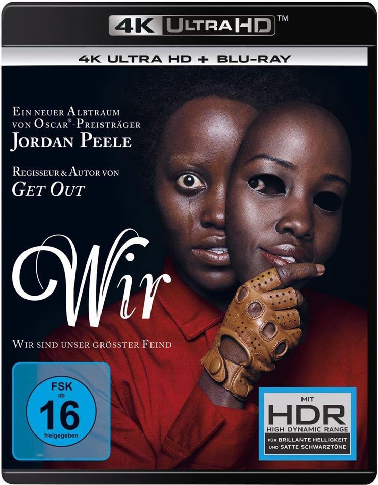 Wir (2019) (4K Ultra HD + Blu-ray)