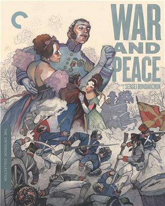 War and Peace (1965) (Criterion Collection)