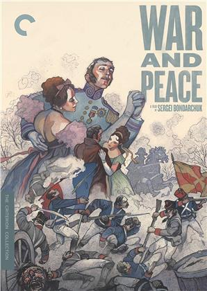 War and Peace (1966) (Criterion Collection, 3 DVD)