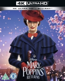 Mary Poppins Returns (2018) (4K Ultra HD + Blu-ray)