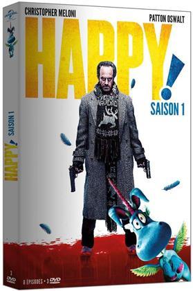 Happy - Saison 1 (3 DVDs)