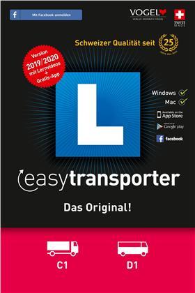 easytransporter 2019/20 Theorieprüfung [Kat. C1/D1]