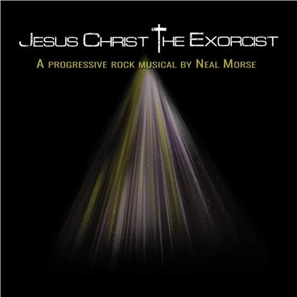 Neal Morse - Jesus Christ The Exorcist (3 LPs)