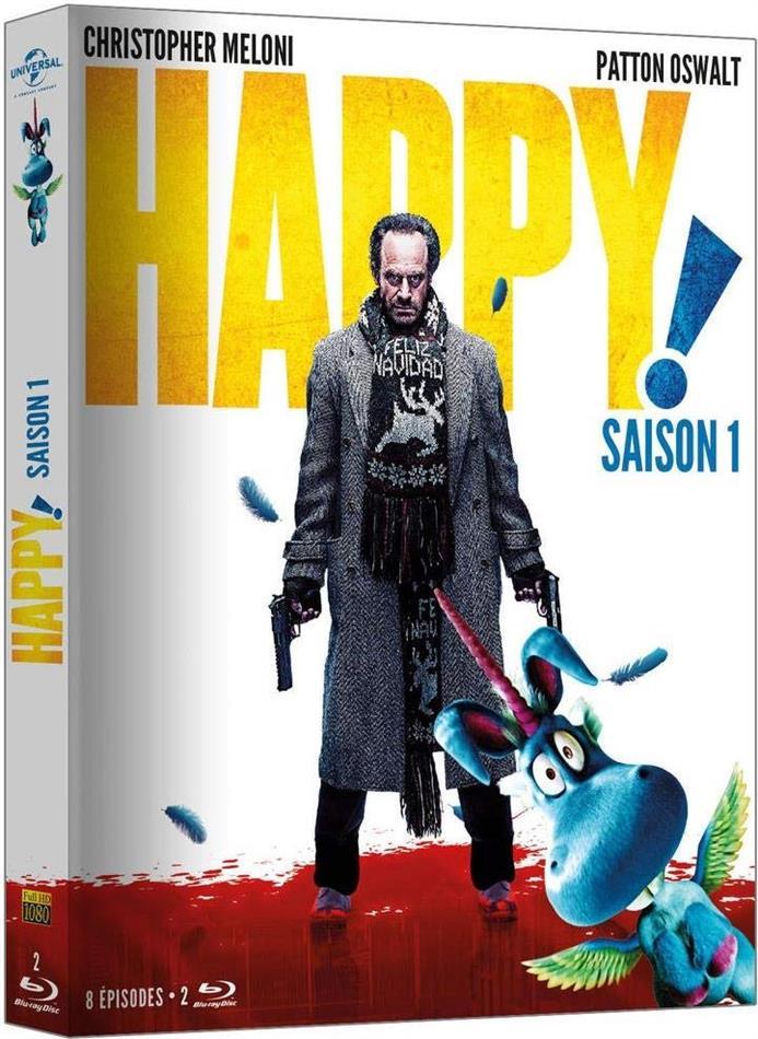 Happy - Saison 1 (2 Blu-rays)