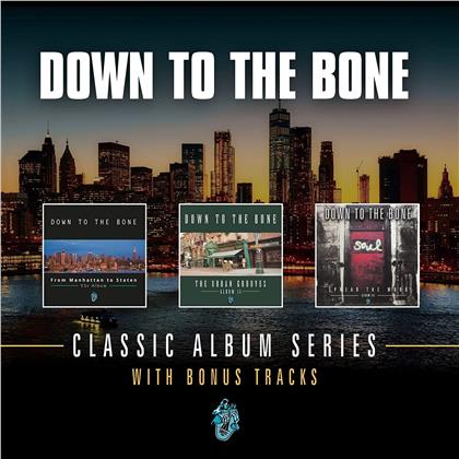 Down To The Bone - Classic Album Series