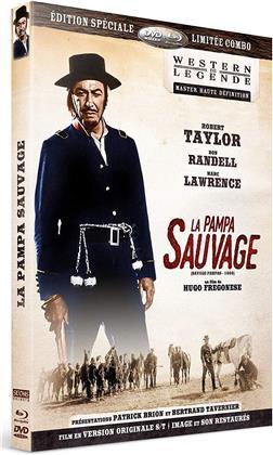La pampa sauvage (1966) (Western de Légende, Special Edition, Blu-ray + DVD)