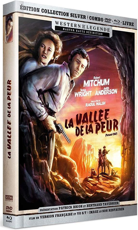 La vallée de la peur (1947) (Western de Légende, Collector's Edition, Blu-ray + DVD)