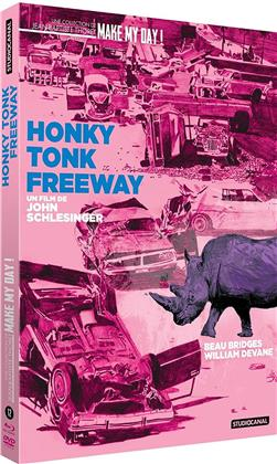 Honky Tonk Freeway (1981) (Digibook, Blu-ray + DVD)