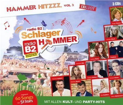 Schlagerhammer-Hammer Hits Vol. 2 (3 CDs)