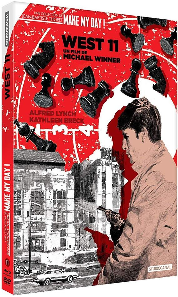 West 11 (1963) (Make My Day! Collection, s/w, Digibook, Blu-ray + DVD)