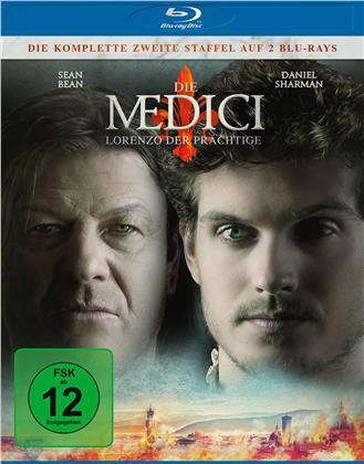 Die Medici - Staffel 2 - Lorenzo der Prächtige (2 Blu-rays)
