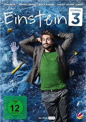 Einstein - Staffel 3 (3 DVDs)