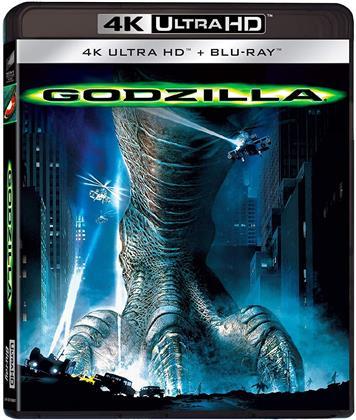 Godzilla (1998) (Neuauflage, 4K Ultra HD + Blu-ray)