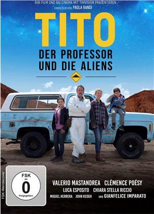 Tito - Der Professor und die Aliens (2018)