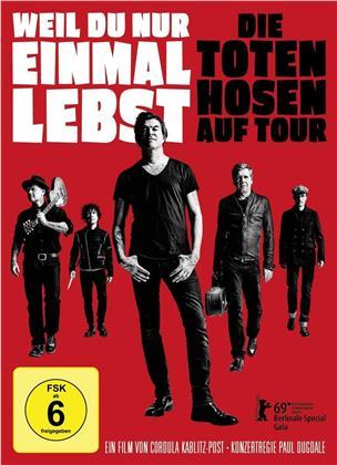Weil du nur einmal lebst - Die Toten Hosen auf Tour (2019) (Digibook)