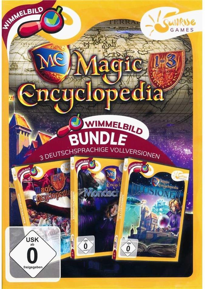 Magic Encyclopedia 1-3