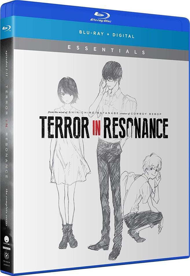 Terror In Resonance - Complete Series (Essentials, 2 Blu-rays)