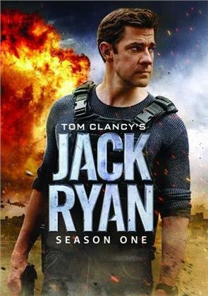 Tom Clancy's Jack Ryan - Season 1 (3 DVDs)