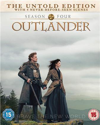 Outlander - Season 4 (5 Blu-rays)