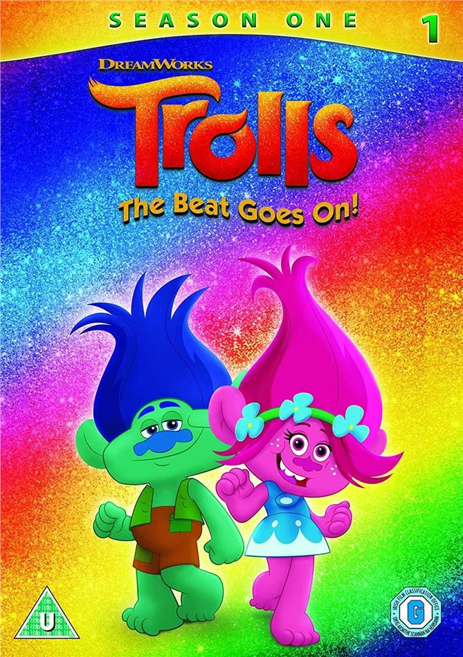 Trolls - The Beat Goes On - Season 1