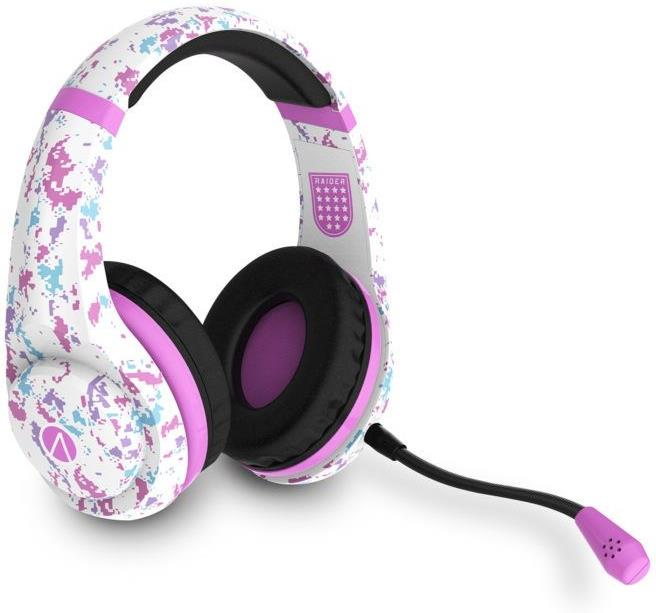 Raider Multiformat Gaming Headset - pink [PS4/XONE/NSW/PC/Mobile]