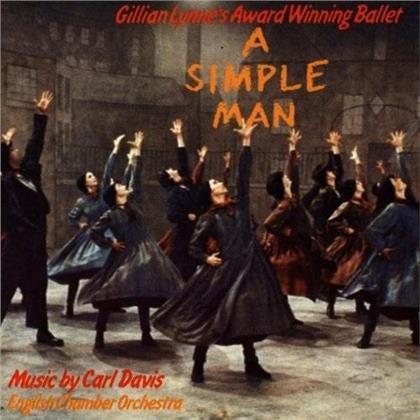 Carl Davis (*1936) & English Chamber Orchestra - A Simple Man