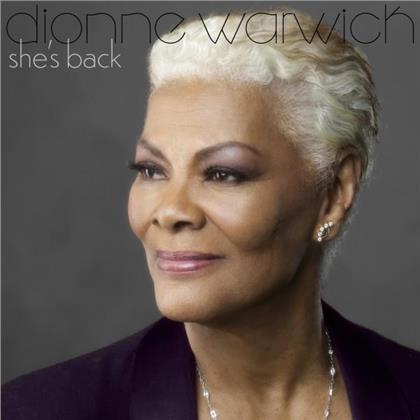 Dionne Warwick - She's Back (2 CDs)