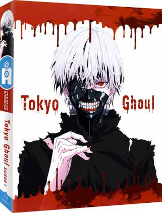 Tokyo Ghoul - Saison 1 (Cofanetto, Edizione Premium, 2 Blu-ray)